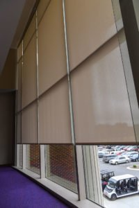 Commercial Blinds Greenville