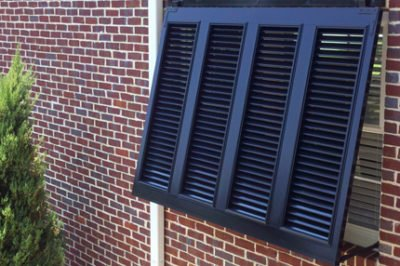 pull out shutters